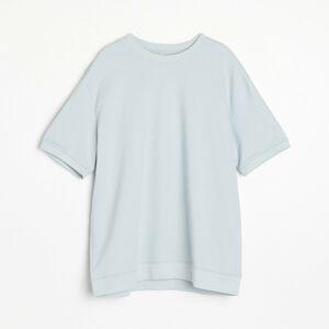 Reserved - Men`s t-shirt - Modrá