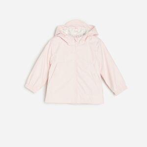 Reserved - Girls` coat - Ružová