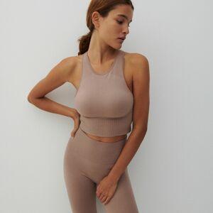 Reserved - Ladies` shorts - Ružová