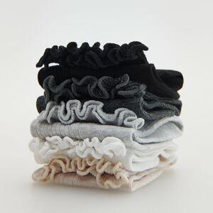 Reserved - Ladies` socks - Čierna