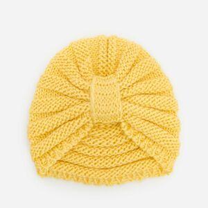 Reserved - GIRLS` CAP - Žltá