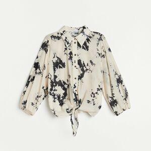 Reserved - Ladies` blouse - Viacfarebná