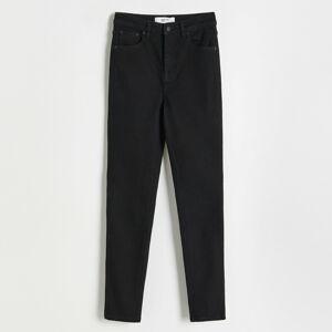 Reserved - Ladies` jeans trousers - Čierna