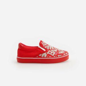 Reserved - Boys` sneakers - Červená