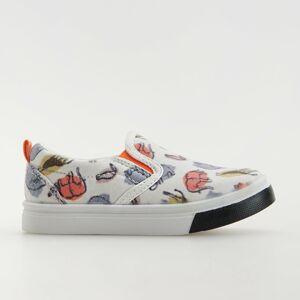 Reserved - Boys` sneakers - Krémová