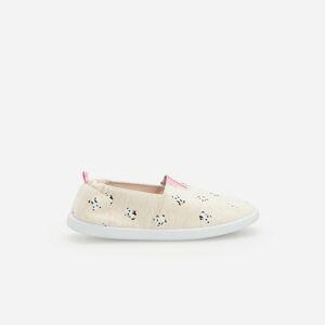 Reserved - Girls` sneakers - Béžová