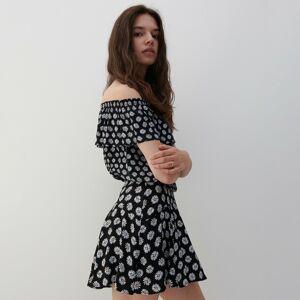 Reserved - Šortky so sukňou - Viacfarebná