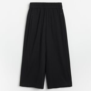 Reserved - Ladies` trousers - Čierna
