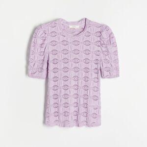 Reserved - Ladies` blouse - Purpurová