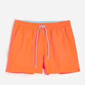 Reserved - Men`s shorts - Oranžová