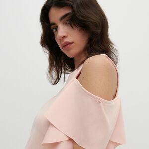 Reserved - Úpletové tričko - Ružová