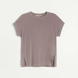 Reserved - Ladies` blouse - Béžová