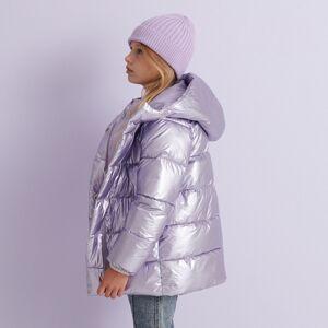 Reserved - Prešívaná bunda s kapucňou - Viacfarebná