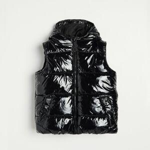 Reserved - Prešívaná vesta - Čierna