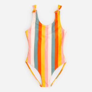 Reserved - GIRLS` SWIMMING SUIT - Žltá