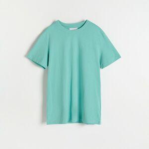 Reserved - Tričko s potlačou na chrbte - Zelená