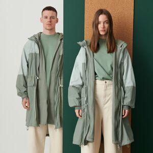 Reserved - Ladies` coat - Viacfarebná
