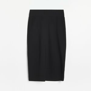 Reserved - LADIES` SKIRT - Čierna