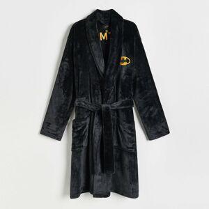 Reserved - Men`s dressing gown - Čierna