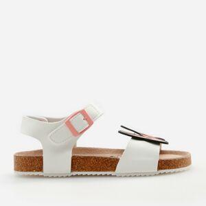 Reserved - Girls` sandals - Biela