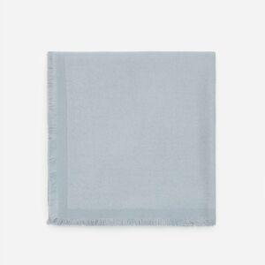 Reserved - Pletený šál - Modrá