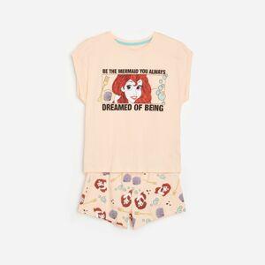Reserved - Girls` pyjama - Krémová