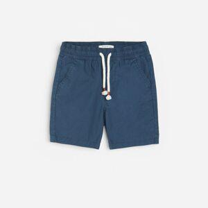 Reserved - Babies` shorts - Modrá