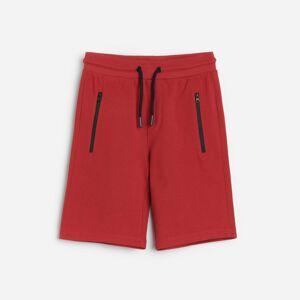 Reserved - Boys` shorts - Červená