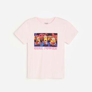 Reserved - Tričko Minions - Ružová