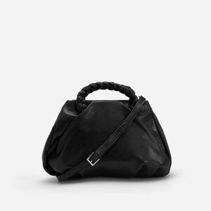 Reserved - Ladies` handbag - Čierna