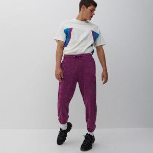 Reserved - Men`s trousers - Purpurová
