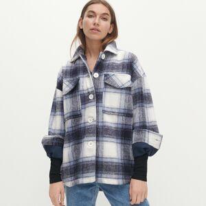 Reserved - Ladies` jacket - Tmavomodrá
