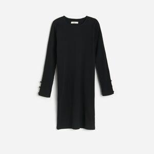 Reserved - GIRLS` DRESS - Čierna