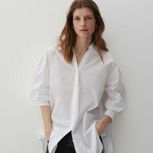 Reserved - Ladies` shirt - Biela