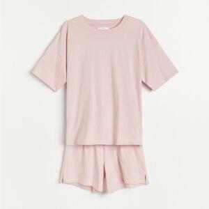 Reserved - Dvojdielne pyžamo - Ružová