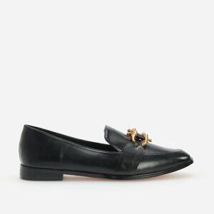 Reserved - Topánky Loafers - Čierna