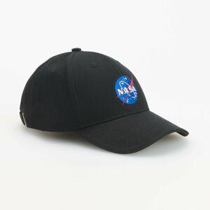 Reserved - Šiltovka NASA - Čierna