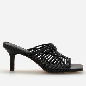 Reserved - Topánky mule - Čierna