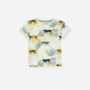 Reserved - Babies` t-shirt - Zelená