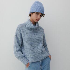 Reserved - Ladies` sweater - Viacfarebná
