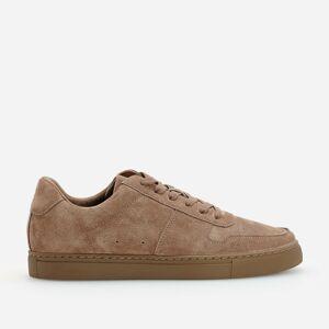 Reserved - Men`s sneakers - Hnědá