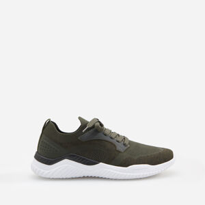 Reserved - Topánky z kombinovaných materiálov -