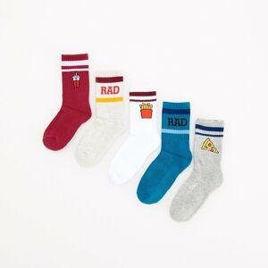 Reserved - Ponožky, 5-Balenie -