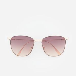 Reserved - Dámske slnečné okuliare - Zlatá