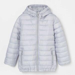 Reserved - Prešívaná bunda s kapucňou -