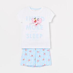 Reserved - Dievčenské pyžamo - Biela