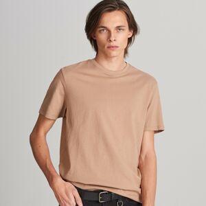 Reserved - Tričko z organickej bavlny - Béžová