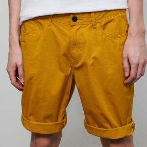 Reserved - Bavlnené šortky - Žltá
