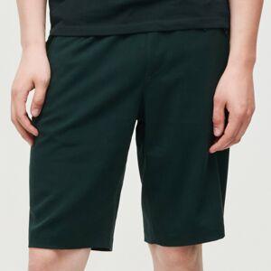 Reserved - Hladké šortky - Zelená