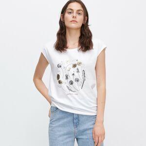 Reserved - Tričko s potlačou -